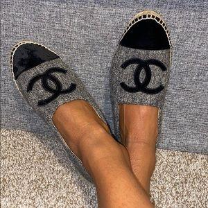 Coco Chanel flats